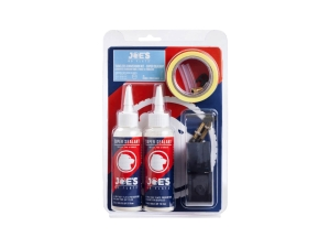 ZESTAW BEZDĘTKOWY DO KONWERSJI JOE'S NO FLATS TUBELESS READY KIT (17-19 MM) FV